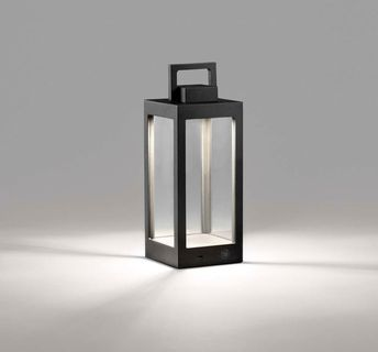 Light Point Lantern T2 LED Sort