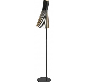 Secto Secto 4210 Gulvlampe Sort