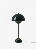 &tradition Flowerpot VP3 Bordlampe Dark Green